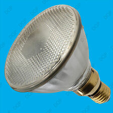4x 80W Par 38 Reflector Spot Light Bulb, ES E27 Screw Dimmable Security Lamp