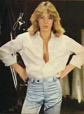 "Leif Garrett - Stayfree Maxi-Pads - 11"" x 8"" Magazine Paper 1976 Advert Pinup"