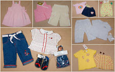 BABY GIRLS SIZE 18M LOT 7 NWT OUTFITS ACCESSORIES SPRING SUMMER NEW
