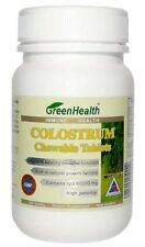 Colostrum 200 Tablets made in New Zealand