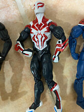 Hasbro Marvel Legends SPIDER-MAN 2099 6? Action Figure Sandman BaF Series White
