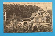 Alsace Bas-Rhin Alsace 67 AK CPA Strasburg 1914 Strasbourg Maison virus resta