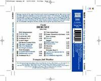 laude Debussy - Claude Debussy Oeuvres pour piano [CD]