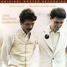 Carlos Santana, Carl - Love Devotion Surrender [New SACD]