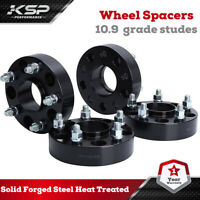 "KSP (4) 1.5"" Hubcentric Wheel Spacers fits Jeep JK JKU Wrangler Grand Cherokee"