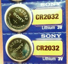 2 Sony CR 2032 Battery for Nissan Keyless Entry Car Remote Key Fob  *Best Deal*