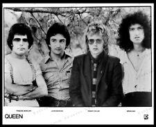 8x10 Print Queen Freddie Mercury John Deacon Roger Taylor Brian May #2017900