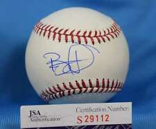 BRANDON PHILLIPS JSA CERT HAND SIGNeD MAJOR LEAGUE AUTOGRAPH BASEBALL