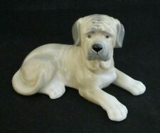 Vintage Bull Mastiff by Dnc Fine Porcelain Figurine Retired - Free Shipping!
