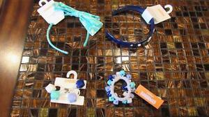 GYMBOREE Sparkle Safari Smiles Hair Accessory Headband Bracelet Upick NEW