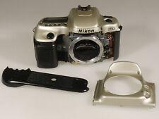 PRL) NIKON F50 FOTOCAMERA FOTORIPARATORE BODY CAMERA SPARE PARTS REPAIR RICAMBI