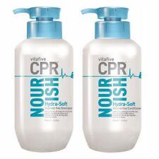 Vita 5 CPR Nourish Hydra-Soft Shampoo & Conditioner 900ml Vita Five Cruelty Free