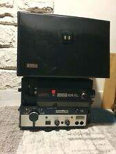 EUMIG 824 SONOMATIC 8MM VINTAGE HIGH QUALITY SOUND PROJECTOR MADE IN AUSTRIA