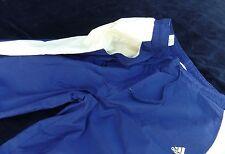 Vtg. Adidas Mens Athletic 3 striped Nylon/Mesh lined Athletic Pants