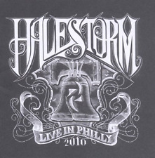 NEW Live In Philly 2010, Halestorm (CD/DVD)
