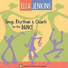 NEW Songs Rhythms & Chants for the Dance (Audio CD)