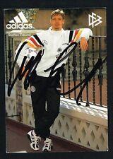Steffen Freund signed autograph auto 4x6 Small Photo / Postcard