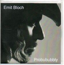 (AN929) Emit Bloch, Probububbly - DJ CD