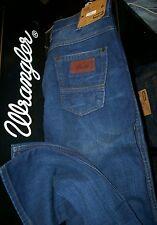 WRANGLER jeans  uomo modello SLY ROCKY Blue W36L34