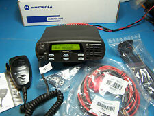 Motorola CDM1250 UHF 450-512MHz  40 Watt NEW  Units Tested