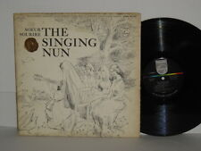 SOEUR SOURIRE The Singing Nun LP Dominique Allelujah + inserts Sister Smile