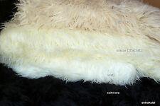Tagesdecke Sofa- Bettüberwurf  Decke Kunstfell Fellimitat  Kapa 150x200cm  Deko
