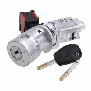 Ignition Lock Barrel Starter Switch for Renault Master Trafic Vauxhall Vivaro DC