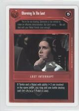 1995 Star Wars Customizable Card Game: Premiere #Chla Charming to the Last 0b5