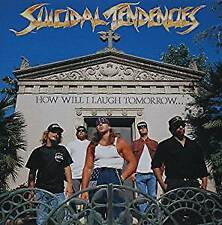 Suicidal Tendencies - How Will I Laugh Tomorrow When I Can't Even Smile (NEW CD)