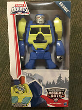 New Playskool Heroes Transformers Rescue Bots Salvage