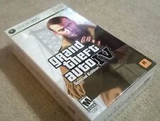 Grand Theft Auto IV Special Edition, Xbox 360/One/X gta4 gta 4 v 5 collector NEW