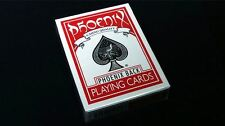 Phoenix Deck (Red) by Card-Shark - Collectable poker cards