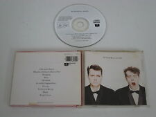 PET SHOP BOYS/ACTUALLY(PARLOPHONE-EMI CDP 7 46972 2) CD ALBUM