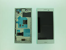 Sony Xperia X Compact Lcd Screen Display Digitizer Touch Original Genuine White