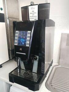 Carimali Macco Macchiavalley Zion commercial bean to cup coffee machine
