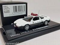1:64 Kyosho Rai's Honda NSX 3.2 NA1 Acura 1997 Japan Police Patrol Car Minicar