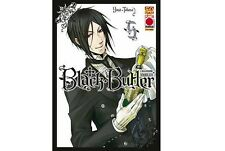 BLACK BUTLER 5 RISTAMPA - PLANET MANGA PANINI - IN ITALIANO - NUOVO