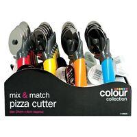 Stainless Steel Pizza Cutter Dough Slicer Wheel Dishwasher Safe Kitchen Utensil