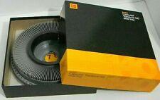 1983 Kodak B140T Carousel Transvue 140 Slide Tray in Original Box