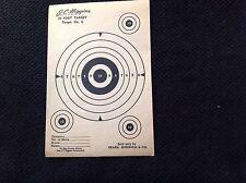 Vintage J C Higgins 50 Foot Target # 6 Sold by Sears Roebuck & Co