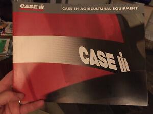 Case IH International Harvester 2004 North American tractor brochure Steiger