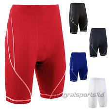 i-deportes Capa Base Corto Adulto Unisex deporte compresión Performance Fit