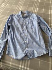 Men's Hollister shirt Light Blue Medium