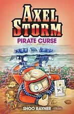 Pirate Curse (Axel Storm)-ExLibrary