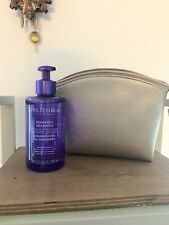 Obliphica Seaberry Shampoo Medium To Coarse 10 oz. With Gold Cosmetic Bag New