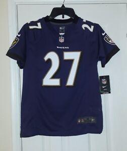 Boys Nike Baltimore Ravens Ray Rice Jersey M 10/12