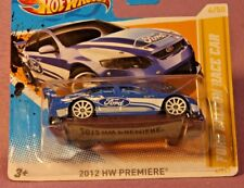 Hot Wheels 1/64 scale Ford Falcon Race Car in Blue from 2012 HW Premiere 4/247