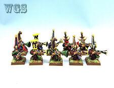 25mm Warhammer Fantasy WGS Painted Chaos Dwarfs WC030