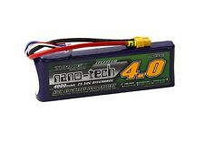 RC Turnigy nano-tech 4000mah 3S 25~50C Lipo Pack w/XT-60