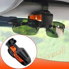 Vehicle Inner Accessory Sunglasses Clip Sun Visor Eye Glasses Card Ticket Holder
